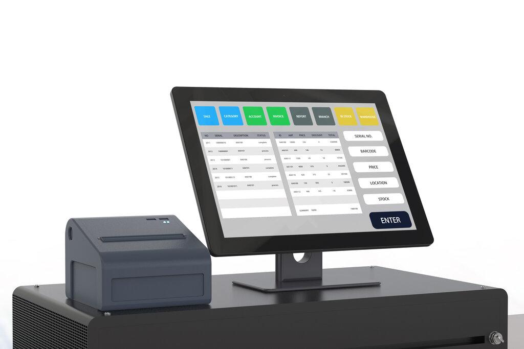 Software de Gestión Comercial - TPV